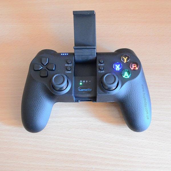 GameSir T1s, джойстик GameSir T1s, геймпад GameSir T1s, джойстик bluetooth, беспроводной геймпад