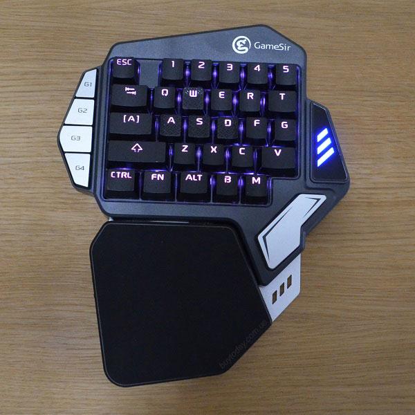 портативная клавиатура, Мини портативная клавиатура, купить Мини портативная клавиатура, купить портативная клавиатура, клавиатура gamesir z1, клавиатура gamesir